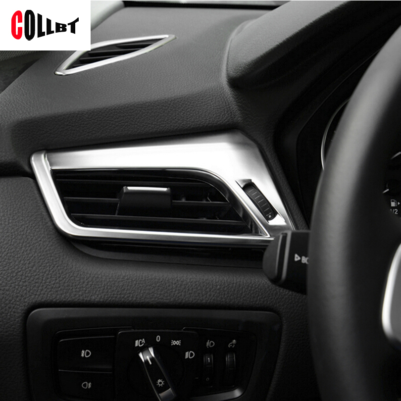 Bmw 2 Series Interior: COLLBT Car Styling Chrome Interior Side Air Condition
