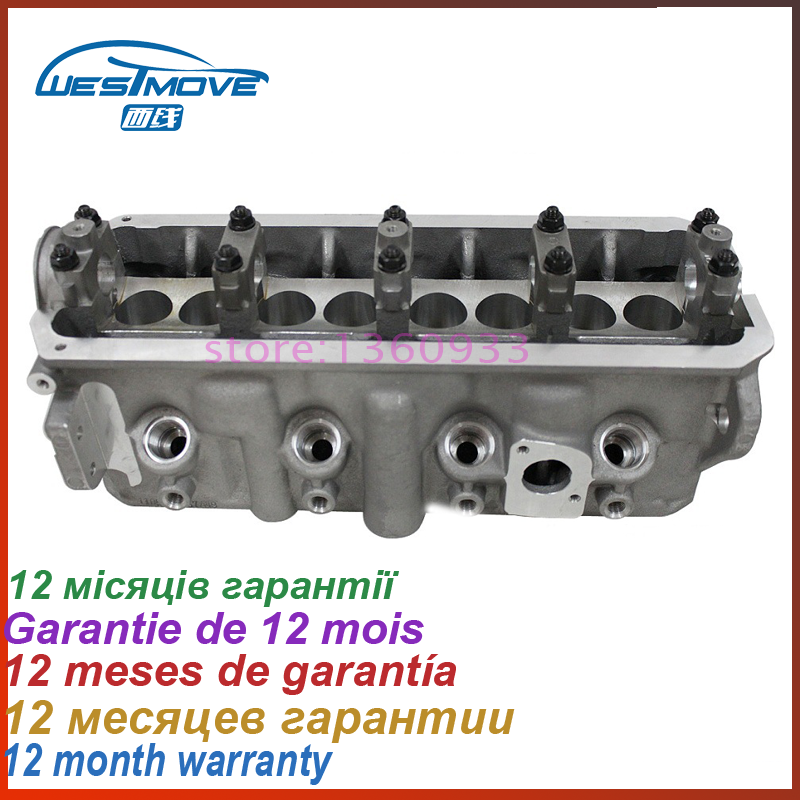 cylinder head For VW SEAT AUDI 1.9 TD 1898CC 8V 91- engine : AAZ 028103351B 908052 908 0 ...