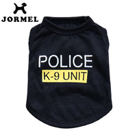 JORMEL 2017 Cool Polyester Pet Dog Clothes Puppy Coat Jacket for Small  Dog Clothes Cat Shirts Vest Spring Summer Pet Apparel