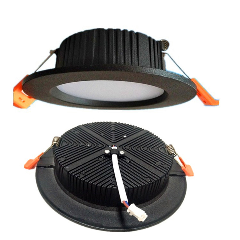 Led Downlights 5W 7W 9W 12W 15W 18W 24W 220V LED Recessed Ceiling Lamps 30w Waterproof Led Ceiling Light Room Indoor Lighting