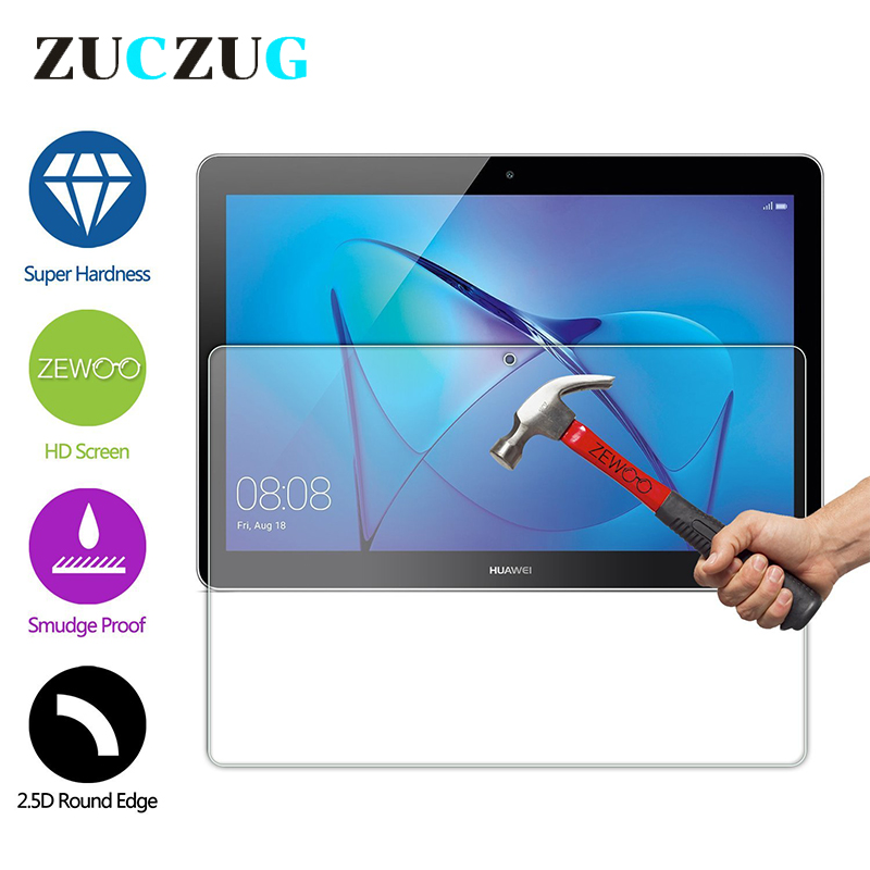 9H Tempered Glass For Huawei Mediapad T3 7.0 8.0 10.0 Tablet Screen Protector For Huawei Mediapad T3 1087'Protective film new 9h glass tempered for huawei mediapad t5 10 tempered glass screen film for huawei mediapad t5 10 inch tablet screen film