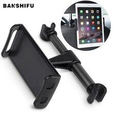 BANSHIFU Universal Tablet Car Holder For iPad 2 3 4 Mini Air 1 2 3 4 Pro Back Se