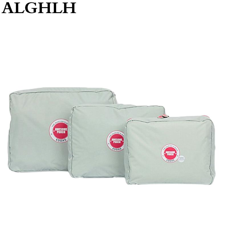 ALGHLH 3PCS Travel Portable Storage Toiletry Organizer Beaut