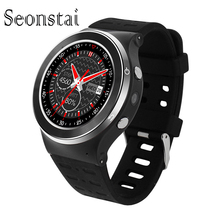 ZGPAX S99 GSM 3G Quad Core 8GB ROM Android 5.1 Smart Watch With 5.0 MP Camera GPS WiFi Bluetooth V4.0 Pedometer Heart Rate pkAN1