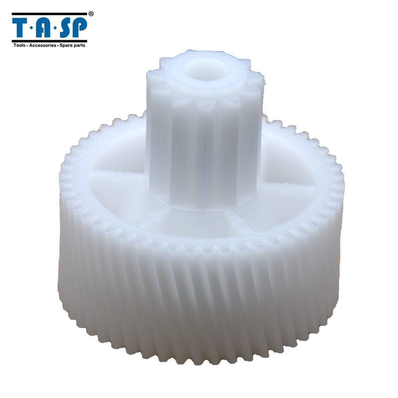 2pcs Gears Spare Parts For Meat Grinder Plastic Mincer Wheel For Moulinex HV2, HV4, HV6 Kitchen Appliance