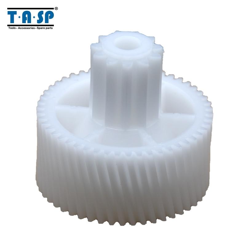 2pcs Gears Spare Parts For Meat Grinder Plastic Mincer Wheel For Moulinex HV2, HV4, HV6 Kitchen Appliance