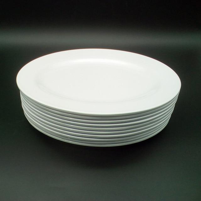imitation porcelaine vaisselle en m lamine d ner plaque paisse ovale plat chine restaurant avec. Black Bedroom Furniture Sets. Home Design Ideas
