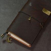 Traveler S Notebook Notebook Notebook Standard Kraft Paper Replace The Inner Core