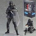 Игры Metal Gear Solid 2 Сыны Свободы Gurlukovich Солдат Пехоты Figma 298 Игрушки ИЗ ПВХ Фигура Действий Бесплатная Доставка