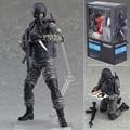 Jogo Metal Gear Solid 2 Sons Of Liberty Gurlukovich Soldado de Infantaria Figma 298 Brinquedo PVC Action Figure Frete Grátis