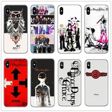 Three Days Grace silicone TPU Soft phone Case for iPhone XS Max XR X 8 8Plus 7 7Plus 6 6S Plus 5s se Animal I Have Become Coque(China)