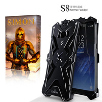 삼성 s8 원래 Zimon 토르 아이언 내진성 야외 금속 커버 알루미늄