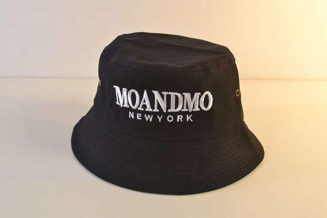 1e52ef6f325 placeholder GD BIGBANG Black Cotton Casual Bucket Hat Men s Women  Embroidery Fishing Fisherman Hat Wide Brim Caps