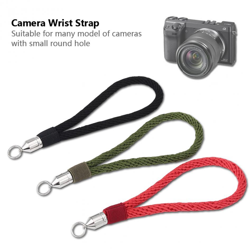 Medium Crop Of Camera Wrist Strap