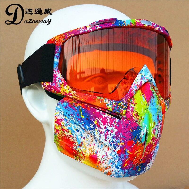Free Size Paintball CS Tactical Protective font b Goggles b font Masks font b Motorcycle b