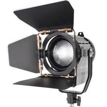 ASHANKS 100 W LLEVÓ la Luz Del Punto Regulable bicolor Spotlight Estudio Fresnel Luz LED 3200-5500 K para estudio Foto Video Iluminación