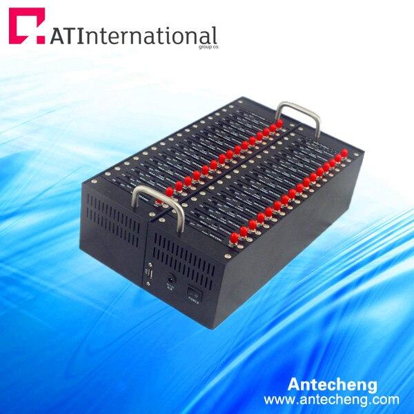 32 porte modem gsm per sms bulk invio e la ricezione di M35 usb pool di modem gsm