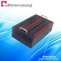 Módem gsm de 32 puertos para envío y recepción de sms M35 usb gsm