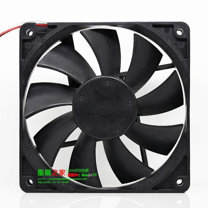NEW NMB-MAT Minebea 4710KL-04W-B59 12V 0.72A 125 Double Ball bearing 12CM cooling fan