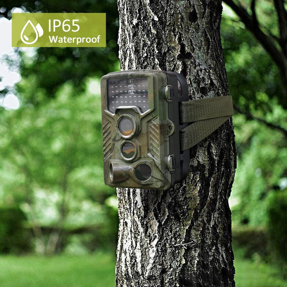 16MP Night Vision Scouting Hunting Trail Camera 0.6S Trigger IR Infrared Trail Cameras 2.4' LCD IR Game Hunter Camera hot sale hunting wildlife camera night vision 940nm ir infrared trail cameras game hunter 9282