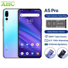 Global Version UMIDIGI A5 PRO Android 9.0 Octa Core Mobile Phone