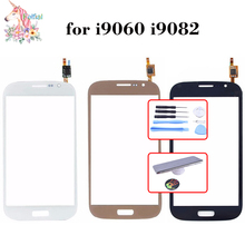 For Samsung Galaxy Grand GT i9082 i9080 Neo i9060 i9062 i9063 Plus i9060i  LCD Touch Screen Sensor Display Digitizer Glass top quality lcd display panel screen for samsung galaxy grand duos i9080 i9082 replacement repair parts free shipping