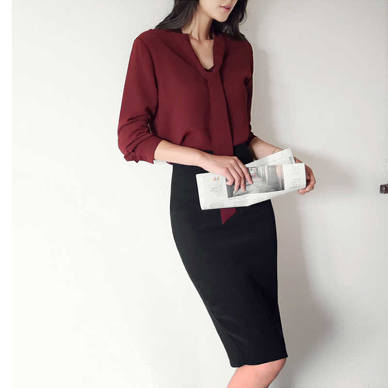 レディースプロフェッショナルスーツ女性新しい作業服olビジネスパッケージヒップスカートスーツインタビュードレスファッションドレススカート