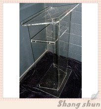 Modern Acrylic Church Pulpit Design, Church Pulpit, Lectern, Podium, Acrylic Lectern Podium, Plastic Church Pulpit
