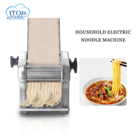 White Stainless Steel Noodle Maker Pasta Tool Machine Make 100W Pressing Machine Household Electrical Pasta Machine