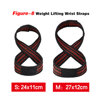Weight Lifting Straps Lifting Straps Sports Equipment cb5feb1b7314637725a2e7: Black