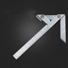 Centering Squares 100 * 70mm Gauge Center Round Bar Mark Finder Marker Rod
