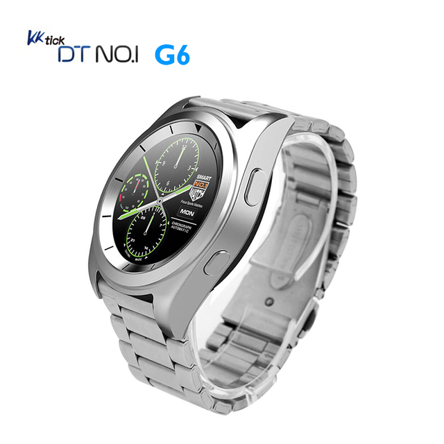 NO.1 G6 Smart Watch Heart Rate Sensor Wearable Devices To Be NO.I Smartwatch for Men and Women Supporting Android Apple watches