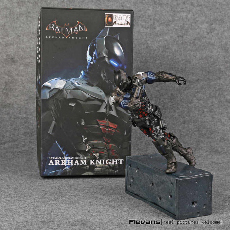 Brinquedos loucos Batman Arkham Cavaleiro PVC Action Figure Collectible Modelo Toy 14 cm/18 cm