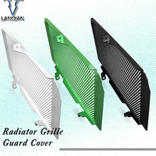 Motorcycle Frames Fittings Radiator Guard Protector Grille Grill Cover for kawasaki z800 Z 800 z800e 2013 2014 2015 2016 2017