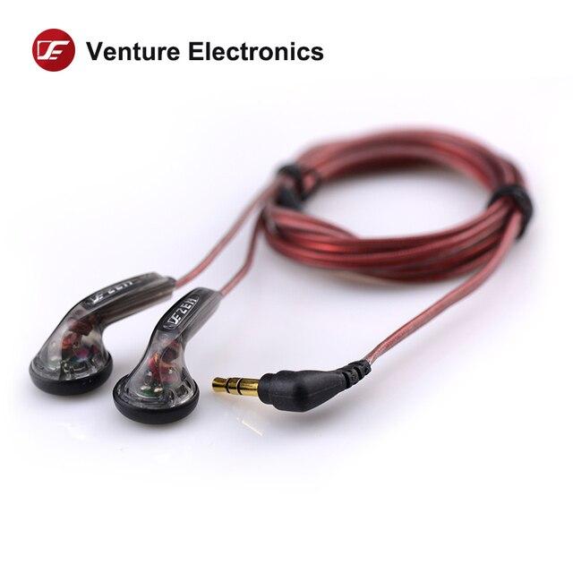 Venture Electronics VE ZEN earphone high impedance 320 ohms headphones earbuds