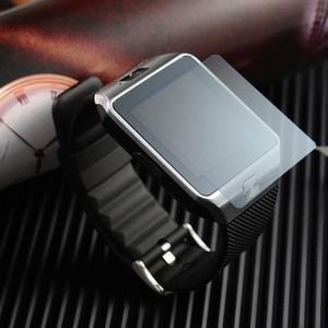 Image 3 - 3 шт 0,33 мм толщина закаленная экранная пленка 9H прозрачная закаленная экранная пленка Идеально защищает ваши умные часы DZ09