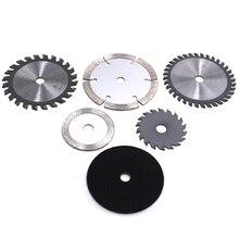 цена на For wood metal granite marble tile brick disc for protable/DIY cutting tools electrical chain Diamonds alloy steel circular saw