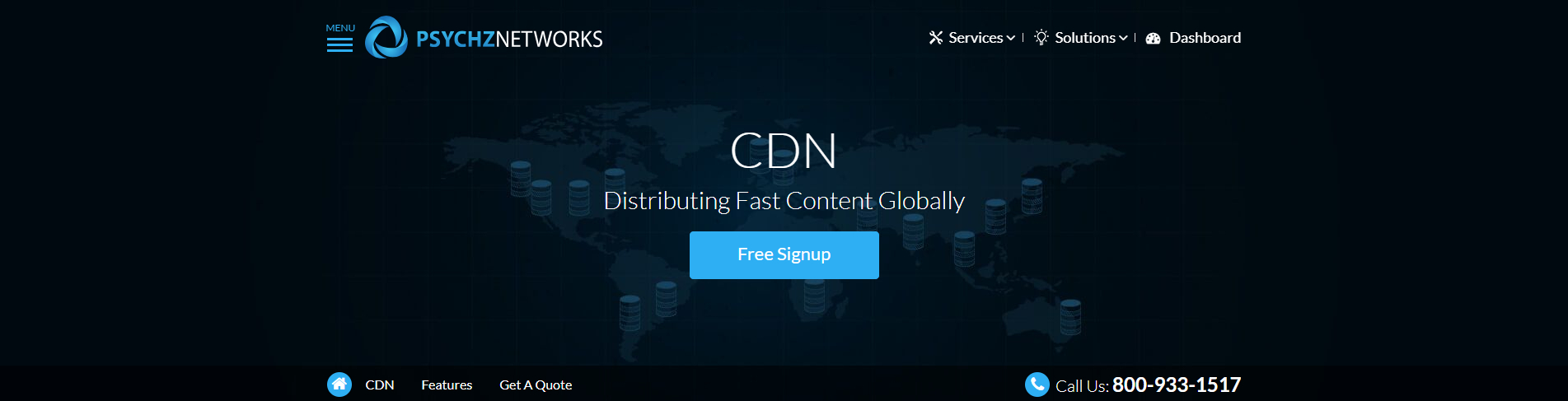 PSYCHZ: 提供 免费 CDN(Global Game Accelerator) / 免费 全球游戏加速器 (Global Content Delivery Network)