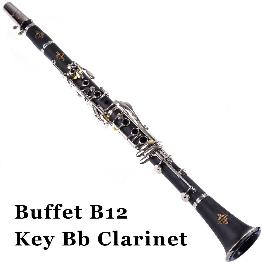 кларнет buffet crampon
