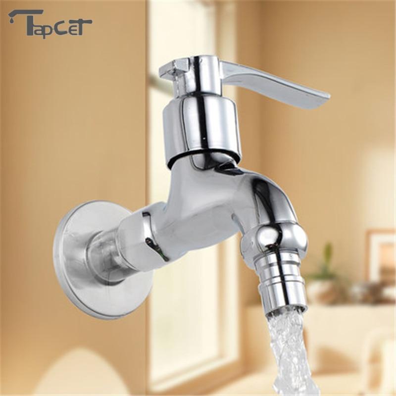 Washing Machine Faucet Mop Pool Sink Tap Wall mounted Basin ...