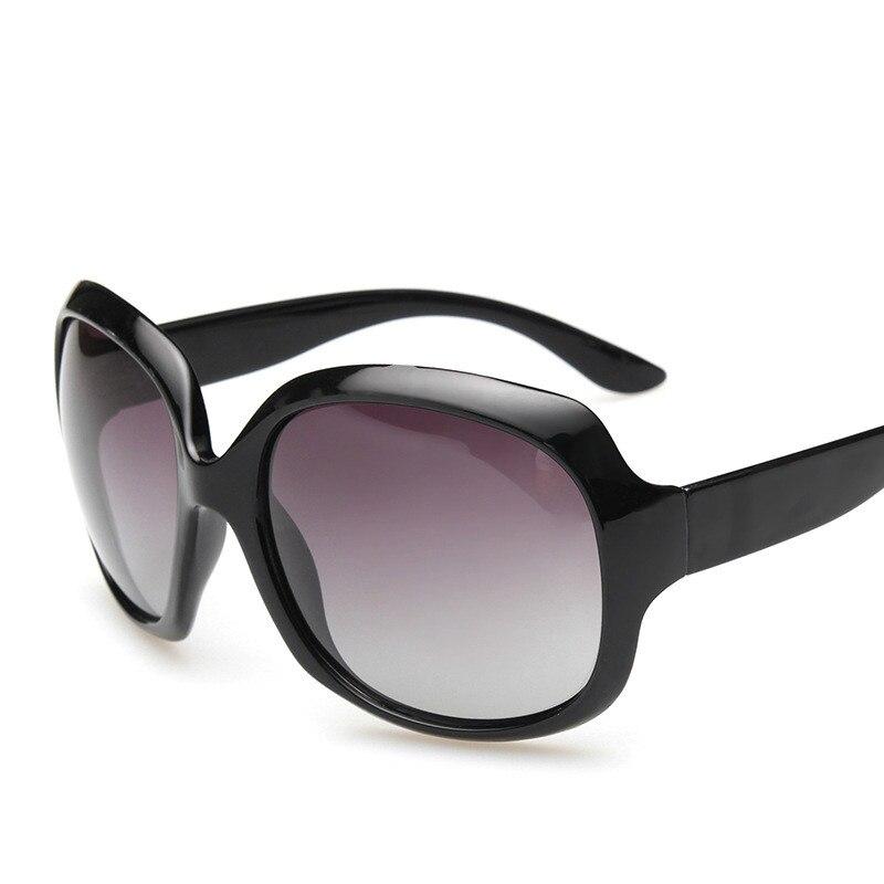 Deepom солнцезащитные очки Для женщин Поляризованные солнцезащитные очки большой негабаритных Круглый классический водитель Рыбалка дизайн...