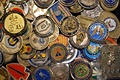 Sample Order,American Military Challenge Coin, God's Armor, Air Force, Navy, Core Value Challenge Coin