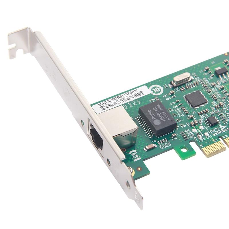 10Gtek για Chipset Intel 82574L 1 Gigabit CT Desktop PCI-e - Εξοπλισμός επικοινωνίας - Φωτογραφία 4