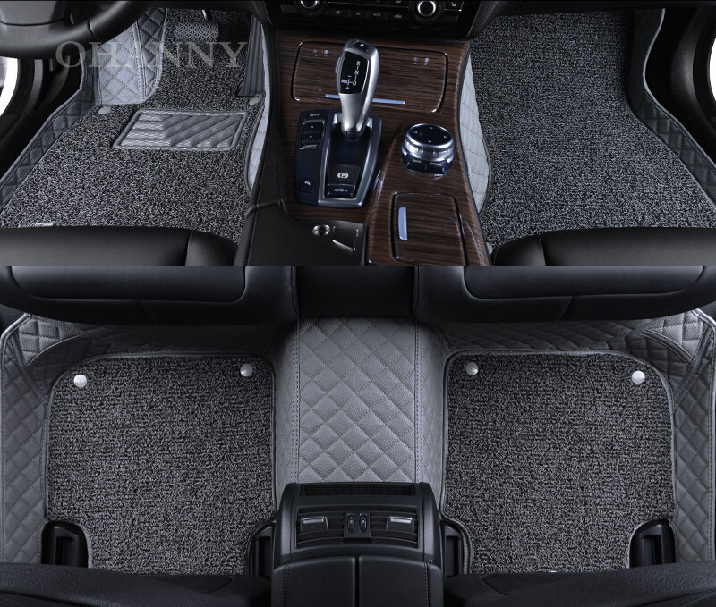 floor grand veracruz mats for hyundai car item custom rohens trunk santafe fit azera boot equus