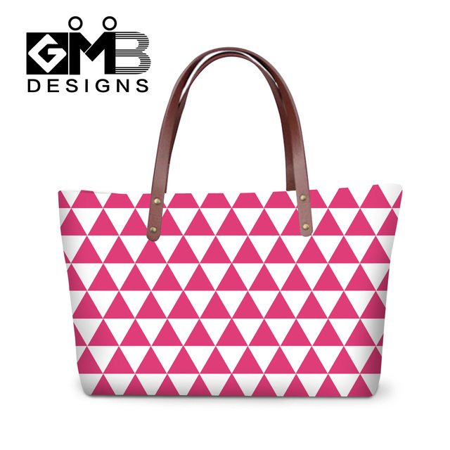 Aliexpress.com : Buy Dispalang geometric triangle print women's ...