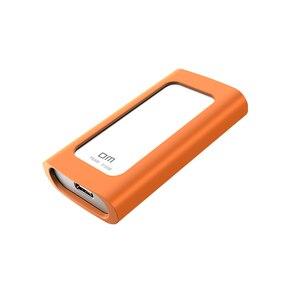 Image 4 - Unidad flash de estado sólido DM FS300, memoria USB 512 de alta velocidad, tipo C, 3,1 GB, 256GB SSD externa