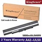 KingSener 15V 84WH A42-UL50 Laptop battery for ASUS UL30 UL30A U30JC UL50 UL80 U30 U35 U45 UL30A UL80A Series A41-UL80 A42-UL30