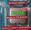 INTEL XEON X5450 3.0 ГГц/12 М/1333 МГц/CPU равна LGA775 Core 2 Quad Q9650 ПРОЦЕССОР, работает на LGA775 платы нет необходимости адаптер