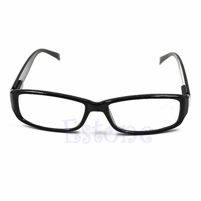 ใหม่U Nisexผู้หญิงผู้ชายC Omfyอ่านแว่นตาสายตายาวสีน้ำตาลสีดำใหม่1.0 1.5 2.0 2.5 3.0สายตาสีน้ำตาลสีดำ