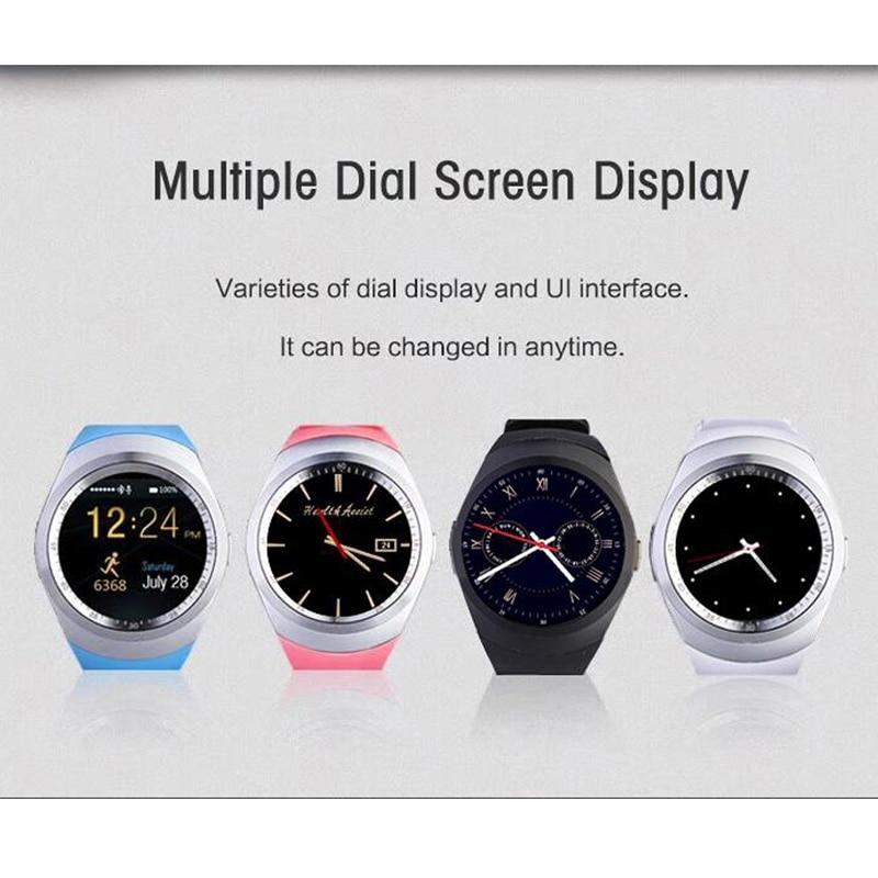 Купить с кэшбэком KESHUYOU Smart Watch Men/Women Smart Watch Android/Ios Smart Watch Kids Smartwatch Android Men/Women For Samsung/Xiaomi
